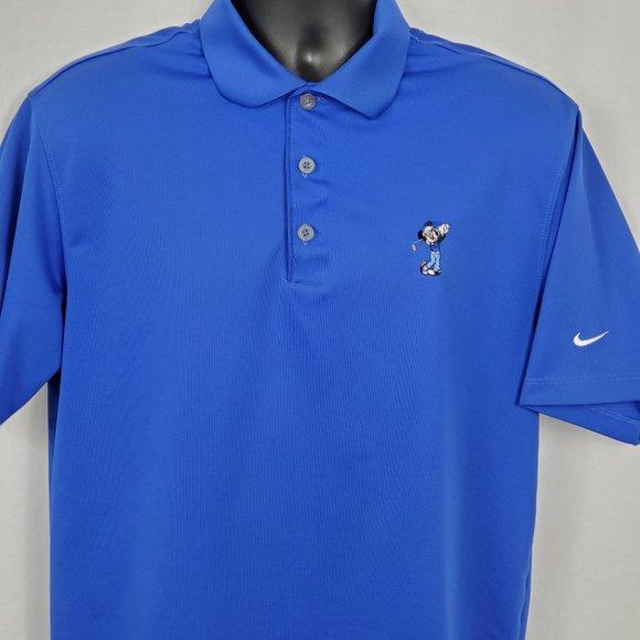 Nike Golf Dri-Fit Mickey Mouse Polo Shirt Golf